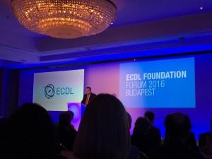 ECDL Budapest 2016